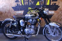 2016 ROYAL ENFIELD CLASSIC CHROME BULLET CLASSIC EFI  £4299.00
