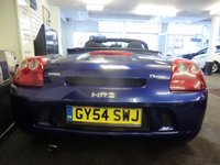 USED 2004 54 TOYOTA MR2 1.8 ROADSTER 2d 138 BHP