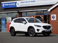 USED 2017 17 MAZDA CX-5 2.2 D SPORT NAV 5d 173 BHP *ONLY 9.9% APR with FREE Servicing*