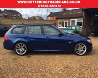 2010 BMW 3 SERIES 320D M SPORT BUSINESS EDITION TOURING £6095.00