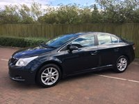 USED 2011 11 TOYOTA AVENSIS 2.0 TR D-4D 4d 125 BHP Great Value Family Diesel