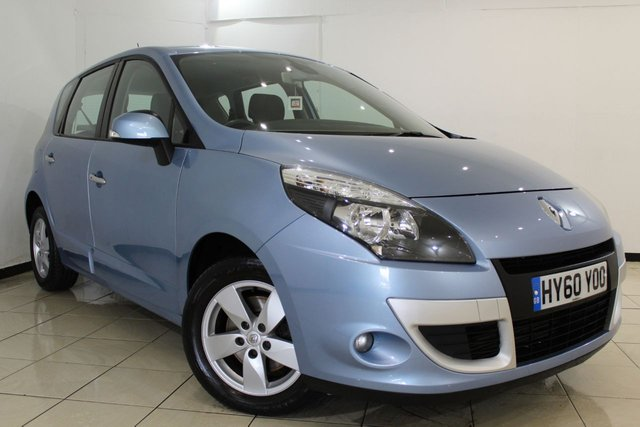 View our 2010 60 RENAULT SCENIC 1.5 DYNAMIQUE TOMTOM DCI 5DR 105 BHP