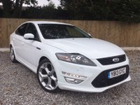 USED 2013 13 FORD MONDEO 2.0 TITANIUM X SPORT TDCI 5d 161 BHP.FULL FORD HISTORY.