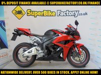 USED 2016 12 HONDA CBR600, 0% DEPOSIT FINANCE AVAILABLE GOOD & BAD CREDIT ACCEPTED, OVER 500+ BIKES IN STOCK