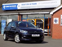 USED 2016 16 CITROEN C4 1.6 BLUEHDI FLAIR S/S EAT6 5d 118 BHP *ONLY 9.9% APR with FREE Servicing*