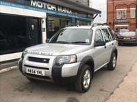 USED 2004 54 LAND ROVER FREELANDER 2.0 TD4 HSE STATION WAGON 5d 110 BHP