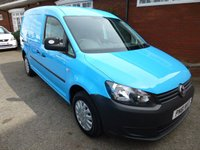 USED 2011 61 VOLKSWAGEN CADDY MAXI 1.6 C20 TDI 1d 101 BHP Air Conditioned, Good Spec & New Cam Belt 4 Services In Less Than 30,000 Miles & a New Cam Belt Included In The Price 2 x Keys