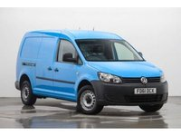USED 2011 61 VOLKSWAGEN CADDY MAXI 1.6 C20 TDI 1d 101 BHP Air Conditioned, Very Clean Van