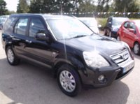 USED 2006 56 HONDA CR-V 2.2 I-CTDI EXECUTIVE 5d 138 BHP Excellent full service history - reliable 4x4