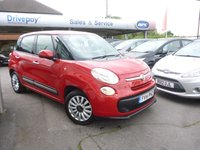 USED 2014 14 FIAT 500L 1.2 MULTIJET POP STAR 5d 85 BHP NEED FINANCE? WE STRIVE FOR 94% ACCEPTANCE