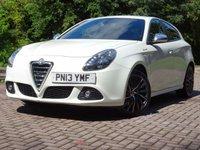 USED 2013 13 ALFA ROMEO GIULIETTA 1.6 JTDM-2 SPORTIVA 5d 105 BHP