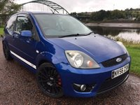 USED 2007 56 FORD FIESTA 2.0 ST 16V 3d 148 BHP **ALLOY UPGRADE**