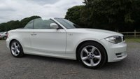"USED 2010 10 BMW 1 SERIES 2.0 118D SPORT 2d 141 BHP F/S/H-10 X SERVICE STAMPS,STUNNING IN WHITE,17""ALLOYS,2 X KEYS, AIR-CON,NATIONWIDE DELIVERY SERVICE"