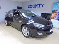 USED 2011 11 VAUXHALL ASTRA 2.0 SRI CDTI S/S 5d 157 BHP * TWO OWNERS * FULL HISTORY *