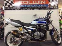 USED 2002 02 SUZUKI GSX 1400 1402cc GSX 1400 K2  ££££'S SPENT ON THIS STUNNER!!