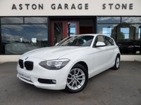 2013 BMW 1 SERIES 1.6 114D ES 5d ** HEATED SEATS ** £10475.00