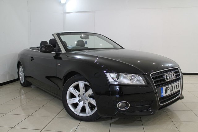 View our 2010 10 AUDI A5 2.0 TDI SE 2DR 168 BHP