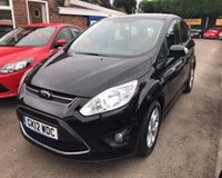 USED 2012 12 FORD C-MAX 1.6 ZETEC THIS VEHICLE IS AT SITE 1 - TO VIEW CALL US ON 01903 892224
