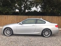 USED 2009 09 BMW 3 SERIES 3.0 325D M SPORT 2d 195 BHP