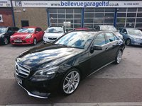 USED 2014 63 MERCEDES-BENZ E CLASS 3.0 E350 BLUETEC AMG SPORT 4d AUTO 249 BHP £45K NEW HUGE SPEC