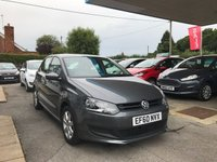 USED 2011 60 VOLKSWAGEN POLO 1.4 SE 5d 85 BHP NEED FINANCE? WE CAN HELP. WE STRIVE FOR 94% ACCEPTANCE