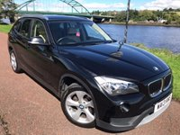 2013 BMW X1 2.0 SDRIVE20D EFFICIENTDYNAMICS 5d 161 BHP £9990.00