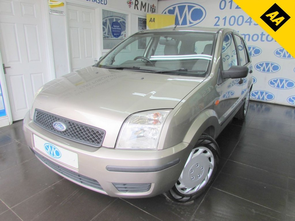 Used 2003 03 ford fusion 1 6 fusion 2 5d 100 bhp