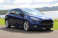 2016 FORD FOCUS 2.0 ST-2 TDCI 5d AUTO 183 BHP £18990.00