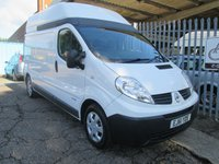 2012 RENAULT TRAFIC LH29 2.0 DCi 115 LWB High roof *SAT NAV*AIR CON* £7495.00