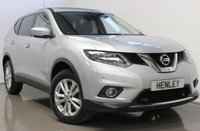 USED 2015 15 NISSAN X-TRAIL 1.6 DCI ACENTA XTRONIC 5d AUTO 130 BHP