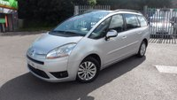 USED 2007 07 CITROEN C4 PICASSO 1.6 GRAND VTR PLUS HDI 5d 110 BHP ALLOY WHEELS