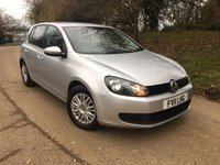 USED 2011 11 VOLKSWAGEN GOLF 1.2 S TSI 5d 103 BHP PLEASE CALL TO VIEW