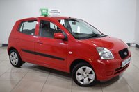 2007 KIA PICANTO 1.1 LS 5d AUTO 65 BHP £2995.00