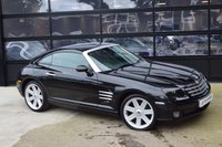 USED 2007 57 CHRYSLER CROSSFIRE 3.2 V6 2d 215 BHP *FINANCE AVAILABLE* 19 INCH ALLOY WHEELS