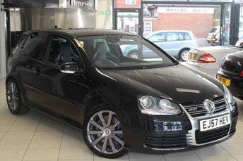 2007 VOLKSWAGEN GOLF}