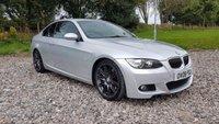2008 BMW 3 SERIES 3.0 330I M SPORT 2d AUTO 269 BHP £8995.00