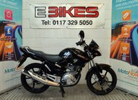 2015 65 YAMAHA YBR125 LEARNER LEGAL COMMUTER 125cc £1895.00