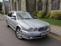 2006 JAGUAR X-TYPE 2.0 SE 5d 130 BHP £3495.00