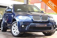 USED 2011 60 BMW X5 3.0 XDRIVE40D M SPORT 5d AUTO 302 BHP