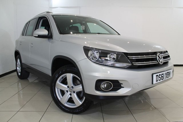 View our 2012 61 VOLKSWAGEN TIGUAN 2.0 ESCAPE TDI BLUEMOTION TECHNOLOGY 4MOTION 5DR 138 BHP
