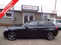 2013 BMW 1 SERIES 2.0 116D SPORT 5DR HATCHBACK DIESEL £11500.00