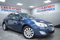 USED 2010 60 VAUXHALL ASTRA 2.0 ELITE CDTI 5d AUTO 157 BHP Full service history , Automatic , Park sensors front and rear