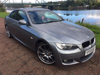 2009 BMW 3 SERIES 2.0 320D M SPORT HIGHLINE 2d AUTO 175 BHP £8490.00