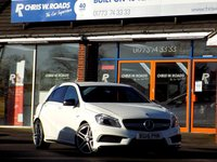 USED 2015 15 MERCEDES-BENZ A CLASS 2.0 A45 AMG 4MATIC 5dr AUTO 360 BHP ** ONLY 18000 MILES **