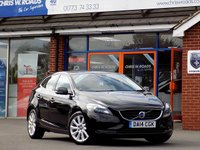 USED 2014 14 VOLVO V40 1.6 D2 SE LUX 5dr  *ONLY 9.9% APR with FREE Servicing*