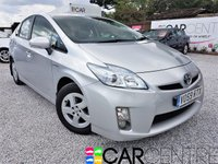 USED 2009 59 TOYOTA PRIUS 1.8 T3 VVT-I 5d AUTO 99 BHP FULL TOYOTA HISTORY