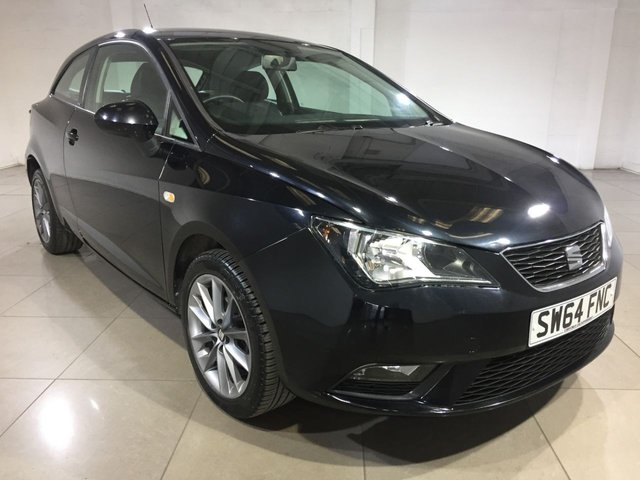 View our 2014 64 SEAT IBIZA 1.2 TSI I-TECH 3d 104 BHP