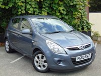 USED 2010 60 HYUNDAI I20 1.2 COMFORT 5d GREAT ECONOMICAL FAMILY CAR