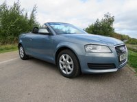 USED 2009 09 AUDI A3 1.8 TFSI 2d AUTO 158 BHP ATTRACTIVE CAR WITH LOW MILES!