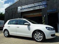 2013 VOLKSWAGEN GOLF 1.4 MATCH TSI DSG 5d AUTO 121 BHP £9495.00